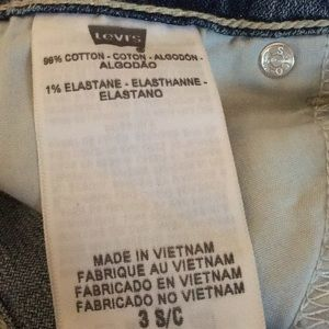 Levi's Jeans - Slightly used jeans